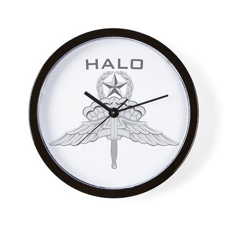 Freefall Jump Master Wall Clock