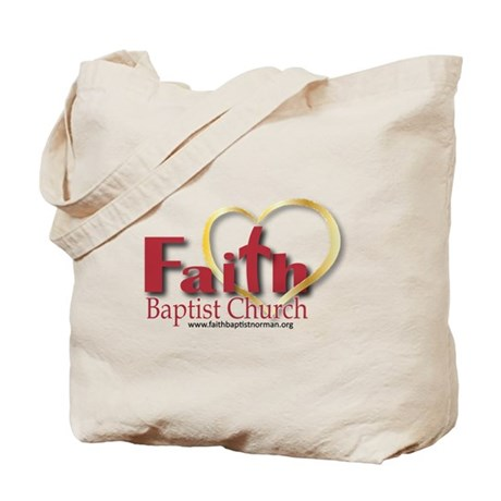 Faith Baptist Tote Bag