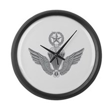 S Korean Jump Wings Master Large Wall Clock