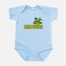 I Don't Remember Eating Corn Infant Bodysuit