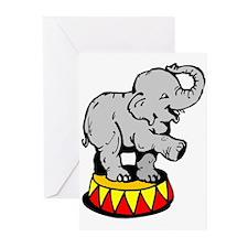 Cute Elephant Greeting Cards (Pk of 10)