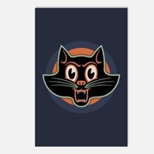Scary Cat II Postcards (Package of 8)