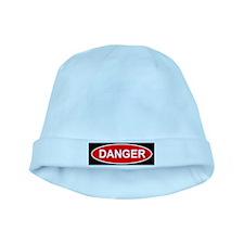Plain Danger baby hat