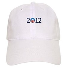 2012 Blue Text Baseball Cap