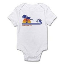 Ventura California Infant Bodysuit