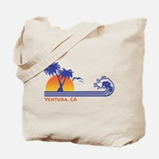 Ventura California Tote Bag
