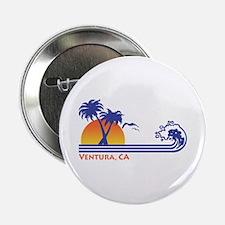 """Ventura California 2.25"""" Button"""