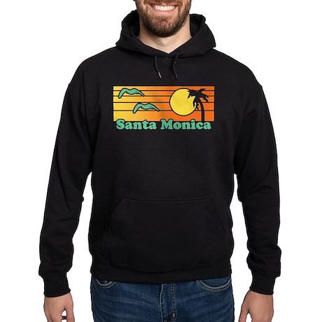 Santa Monica Hoodie (dark)