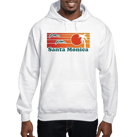 Santa Monica Hooded Sweatshirt