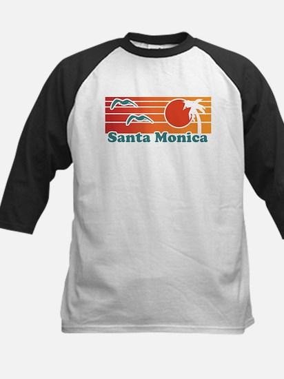Santa Monica Kids Baseball Jersey