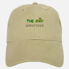 The Whisperer Baseball Baseball Cap