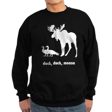 Duck, Duck, Moose Sweatshirt (dark)