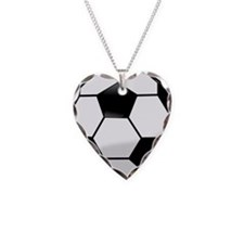 Soccer Ball Football Necklace
