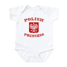 Polish Princess Infant Creeper