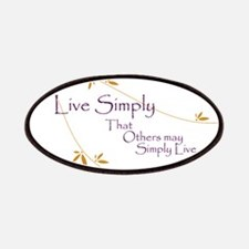 Live Simply Patches