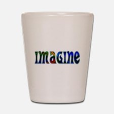 IMAGINE Shot Glass