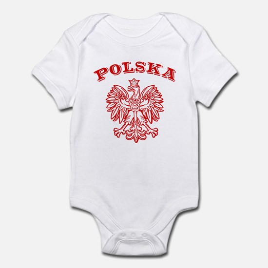 Polska Infant Creeper