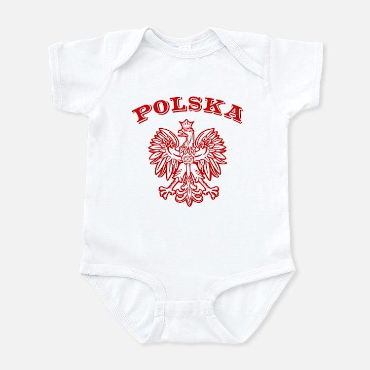 Polska Infant Creeper
