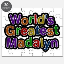World's Greatest Madalyn Puzzle