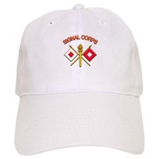 Signal Corps Baseball Cap