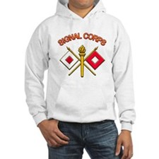 Signal Corps Jumper Hoody