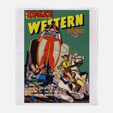 $59.99 Space Western ComicCon Blanket