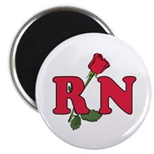 RN Nurses Rose Magnet