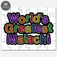 World's Greatest Malachi Puzzle