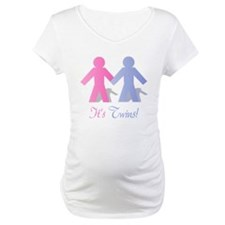 Boy and Girl Twins Shirt