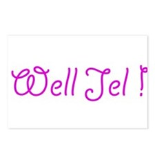 Well Jel Postcards (Package of 8)