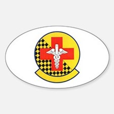 459th Aeromedical Staging Oval Decal