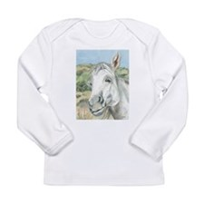 What Was The Question Long Sleeve Infant T-Shirt
