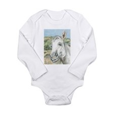 What Was The Question Long Sleeve Infant Bodysuit