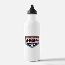 US Army RWB Shield Water Bottle