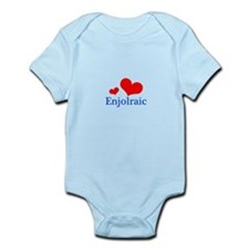 Enjolraic Infant Bodysuit