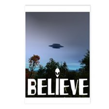BELIEVE Postcards (Package of 8)