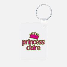 Princess Claire Keychains
