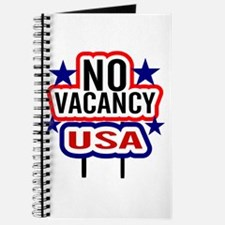 USA NO Vacancy Journal