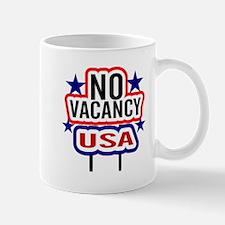 USA NO Vacancy Mug