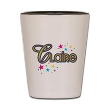 Claires Shot Glass