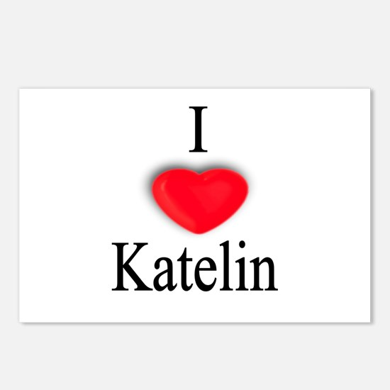 Katelin Postcards (Package of 8)