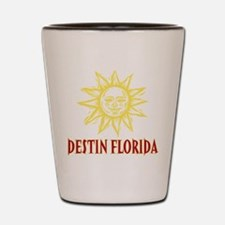 Destin Sun - Shot Glass