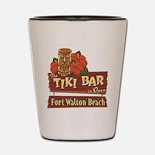 Ft. Walton Beach Tiki Bar - Shot Glass