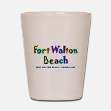 Fort Walton Beach - Shot Glass