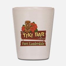 Ft. Lauderdale Tiki Bar - Shot Glass