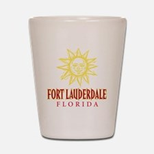 Ft. Lauderdale Sun - Shot Glass