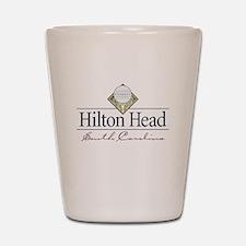 Hilton Head golf - Shot Glass