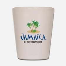 Jamaican Therapy - Shot Glass