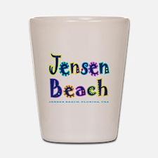 Jensen Beach - Shot Glass