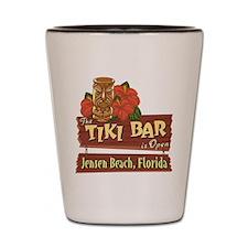 Jensen Beach Tiki Bar - Shot Glass